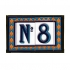 Keramieken Huisnummers (groot)