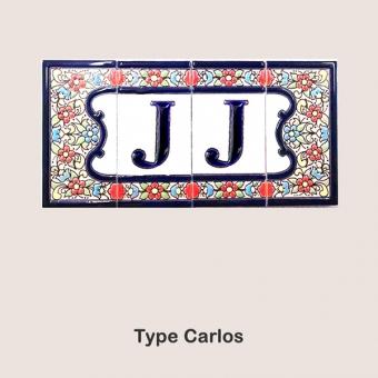 Keramieken Letters