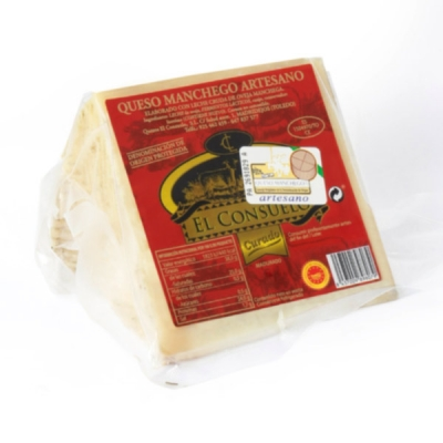 Queso Manchego (Spaanse kaas)